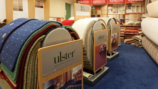 Ulster Carpets Christys Floor Coverings Cork