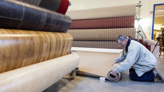 Vinyl Flooring Cork